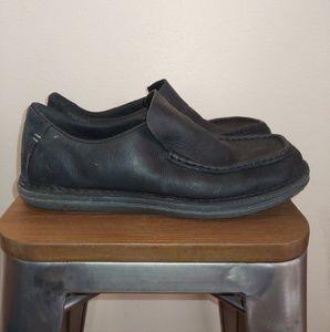 Merrell Moc Bask Slip-on Loafer Leather Moccasin